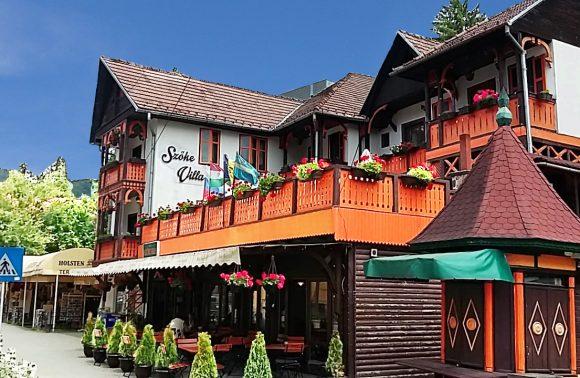 Ваш отпуск в Совате на Villa Szoke ★★!